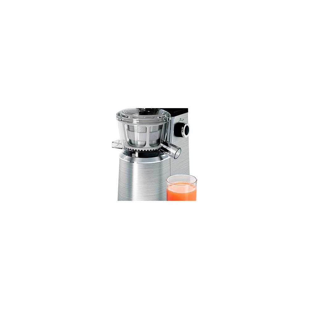 Slow Juicer Hotpoint Sj4010ax1 : Hotpoint Hotpoint SJ4010AX0 Slow Juicer Stainless Steel - Hotpoint from Powerhouse.je UK