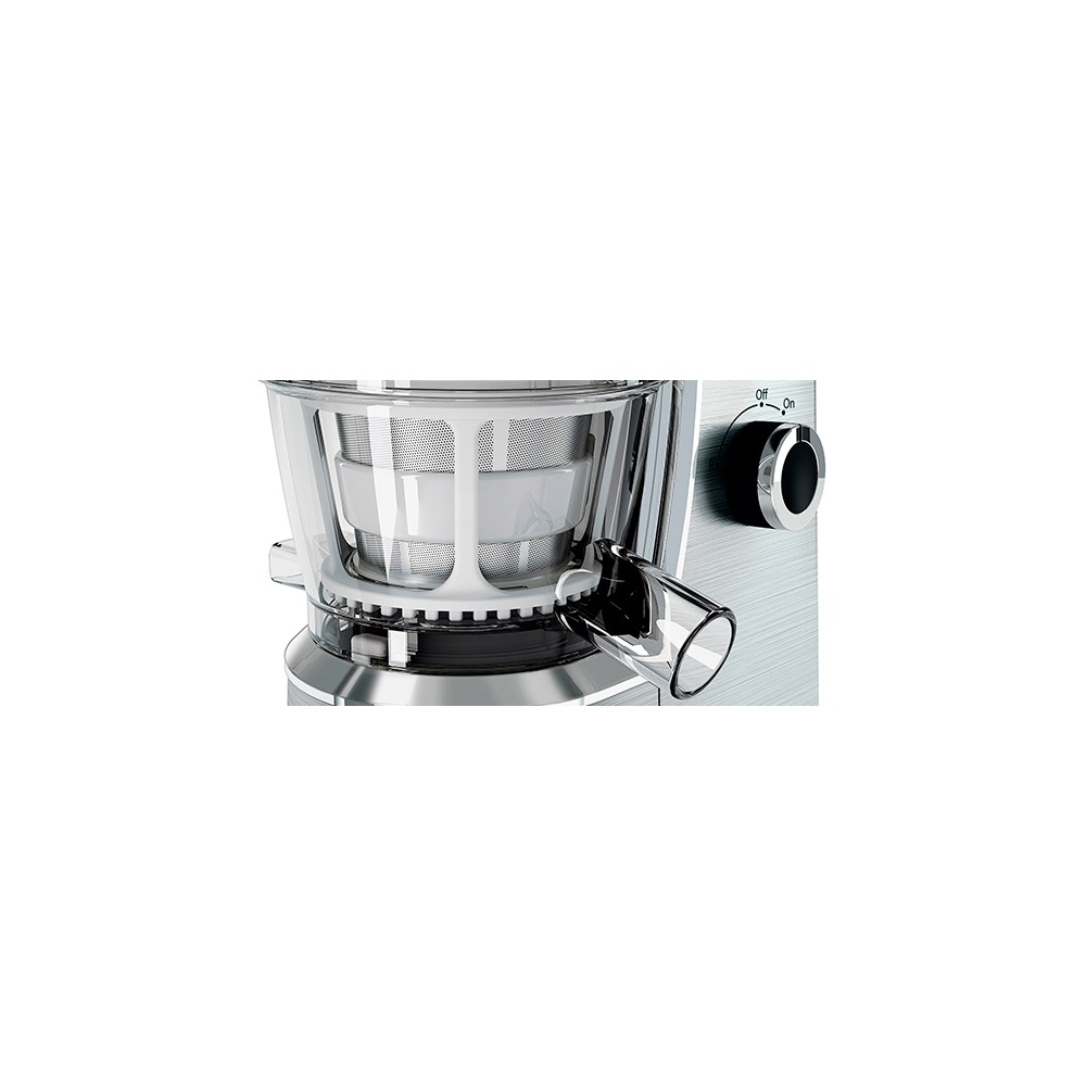 Hotpoint Slow Juicer Yorum : Hotpoint Hotpoint SJ4010AX0 Slow Juicer Stainless Steel - Hotpoint from Powerhouse.je UK