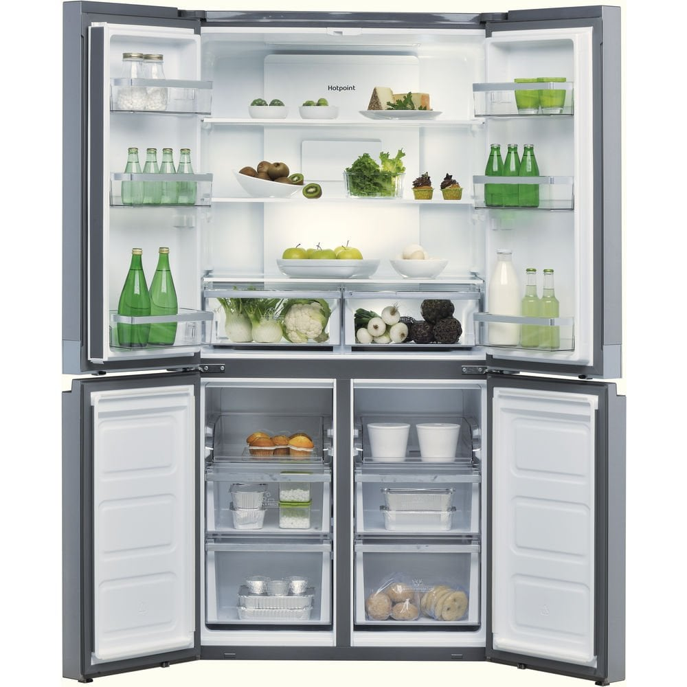 Hotpoint Hq9e1l A Energy Rating American Style Fridge Freezer