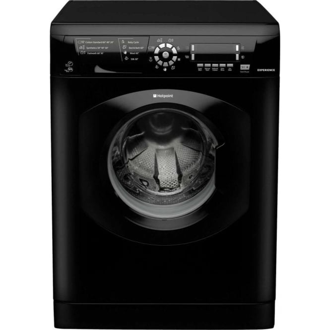Hotpoint HULT943K 9kg 1400rpm, A+++ Washing Machine, Black