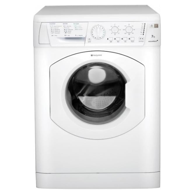 Hotpoint HV7L145P 7kg, 1400rpm, A Freestanding Washing Machine, White