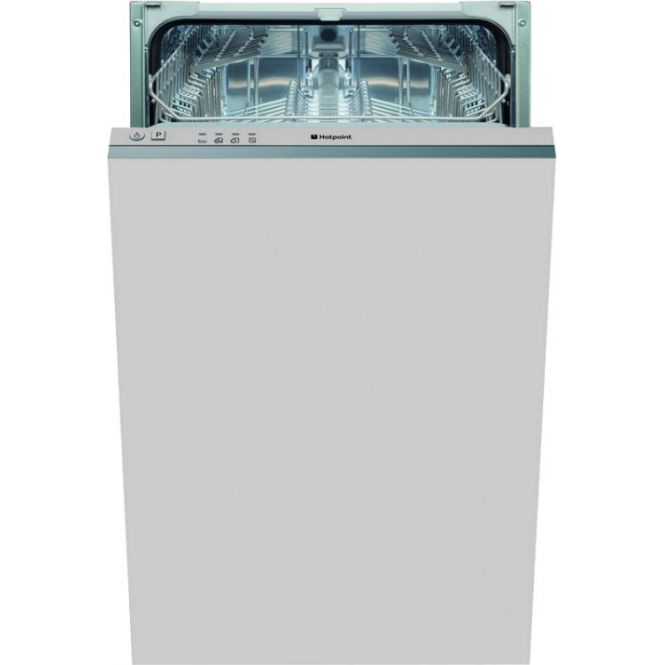Hotpoint LSTB4B00 45cm Slimline Fully Integrated Dishwasher, 10 Place Settings