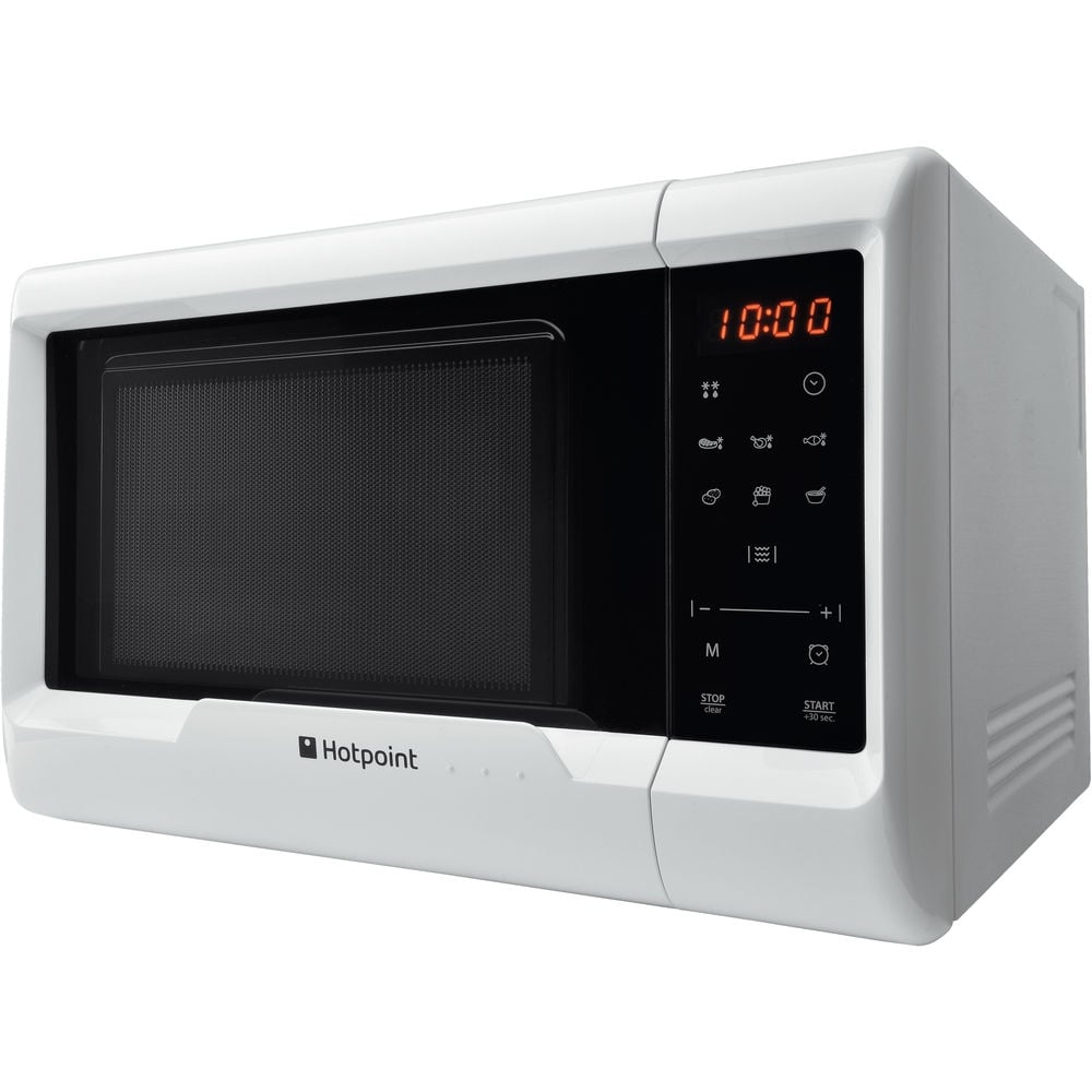 Hotpoint Mwh2031mb0 20l Microwave White Hotpoint From