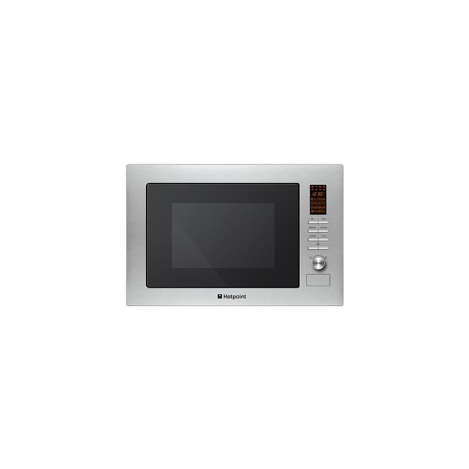 Hotpoint MWH222.1X - Integrated Microwave Oven with Grill S/S