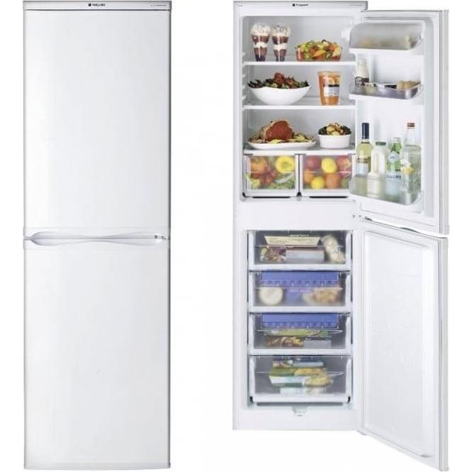 Hotpoint RFAA52P Fridge Freezer A+, Polar White