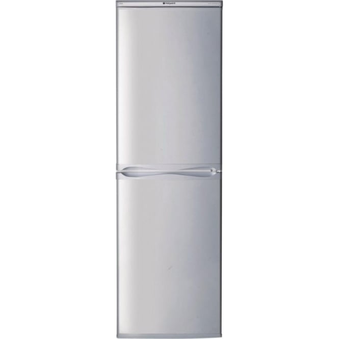 Hotpoint RFAA52S Fridge Freezer A+, Silver