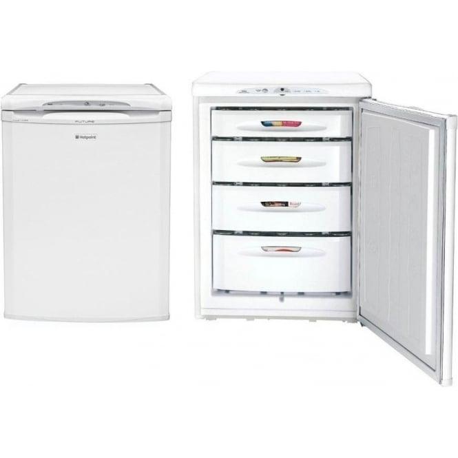 Hotpoint RZA36P Under Counter Freezer A+, White