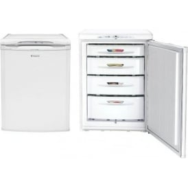 RZA36P Under Counter Freezer A+, White