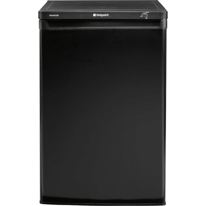 Hotpoint RZAAV22K Under Counter Freezer A+, Black