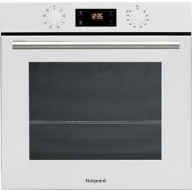 SA2540HWH Built In Electric Single Oven, White