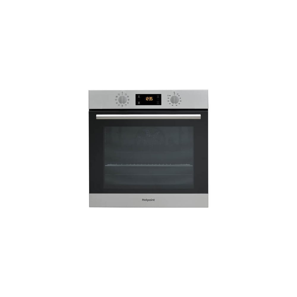 Hotpoint SA2840PIX Electric Single Oven, Stainless Steel - Home ...