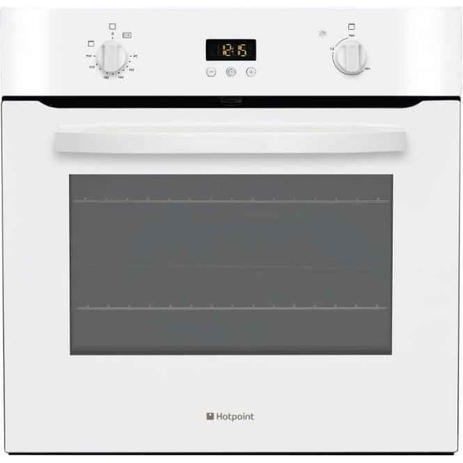 Hotpoint SH33W Electric Single Oven, White