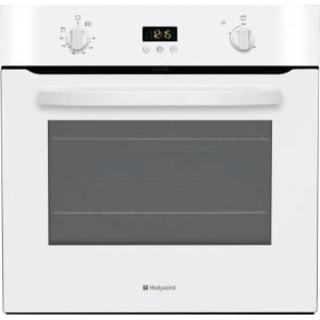 SH33W Electric Single Oven, White