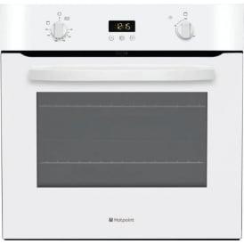 SH33W Electric Single Oven, White