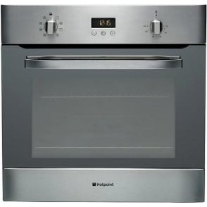 SH83CXS Electric Single Oven, Stainless Steel