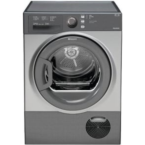 TCFS83BGG AQUARIUS 8kg Load Condenser Tumble Dryer Class B Graphite