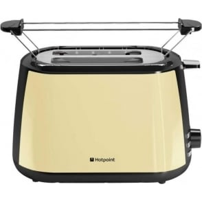 TT22MDC0LUK 2 Slice Toaster, Cream