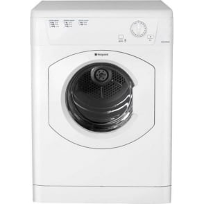 TVHM80CPUK Vented Tumble Dryer 8kg Load, White