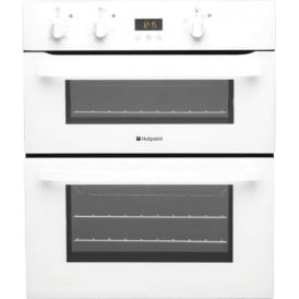 UH53WS Electric Built Under Double Oven, White