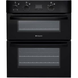 UHB83JK Electric Built Under Double Oven, Black