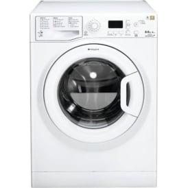 WDPG8640PUK Aquarius Washer Dryer, 8kg Wash, 6 KG Dry Load, White