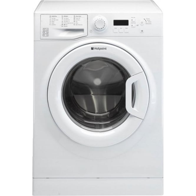 Hotpoint WMBF963PU ECO 9kg, 1600rpm, A+++ Washing Machine, White