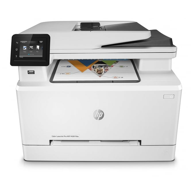 Hewlett Packard Colour LaserJet Pro MFP M281fdw Wireless ...