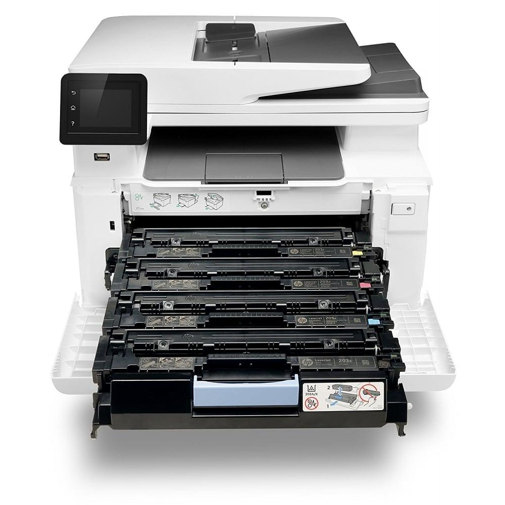 Hewlett Packard Colour Laserjet Pro Mfp M281fdw Wireless