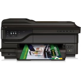 Officejet 7612 (A3) Wide Format All-in-One Printer, Black