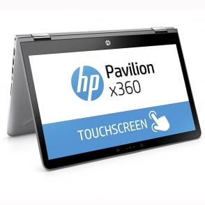 "Pavilion x360 14-ba016na 14"" Touch Screen Intel Core i3, 8GB RAM, 128GB SSD Convertible Laptop"