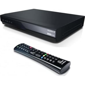 Manhattan MA0001 SX Freesat HD Set Top Box - Sound & Vision