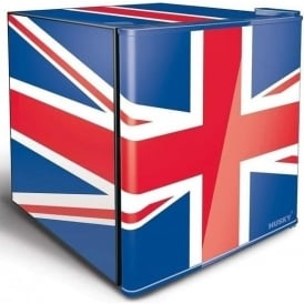 Husky EL193 Union Jack Drinks Chiller, 48 litre