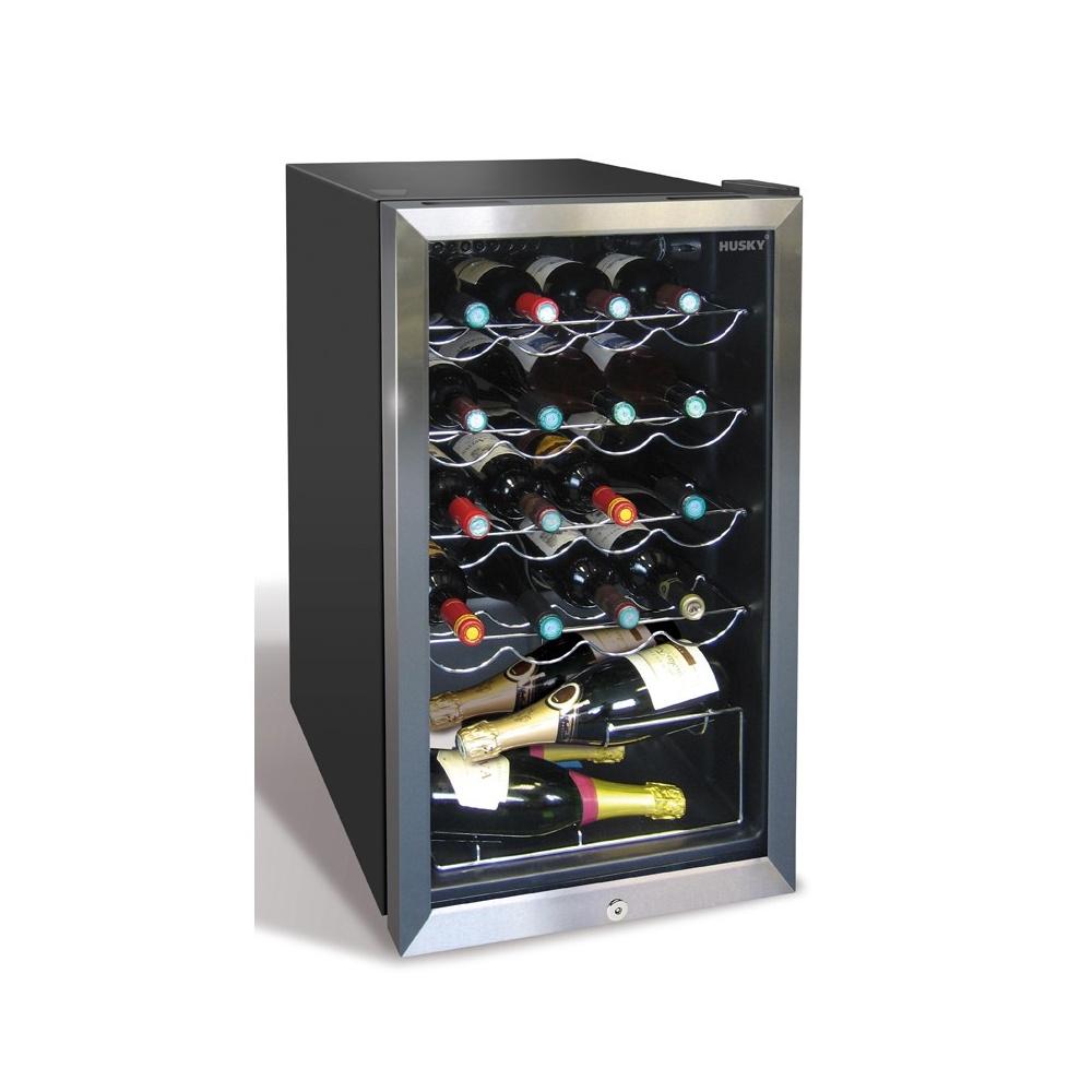 Husky HM39-EL Undercounter Wine Cooler