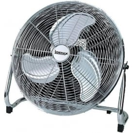 "Igenix DF1800 Chrome 18"" Floor Fan"