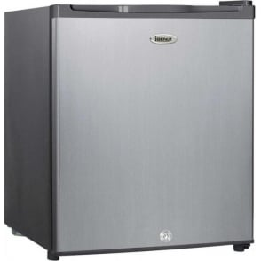 IG6711 Table Top Fridge A+, Stainless Steel