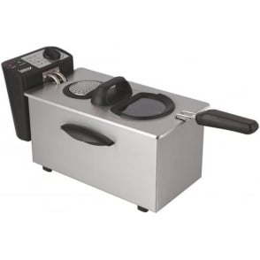 IG8035 Deep Fat Fryer with Viewing Window 3.5L