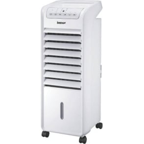 IG9703 Air Cooler with LED Display, 55 Watt, White