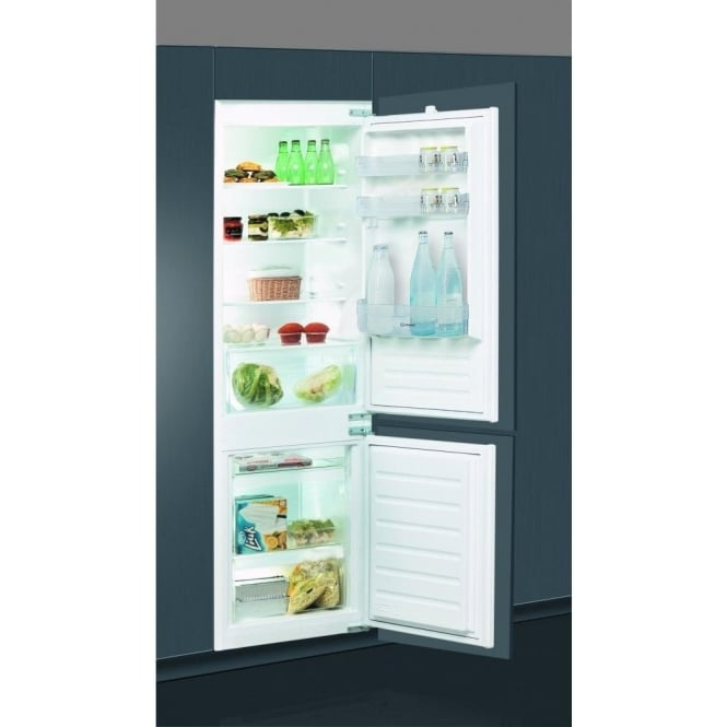 Indesit IB7030A1D 177cm Integrated 70/30 Fridge Freezer