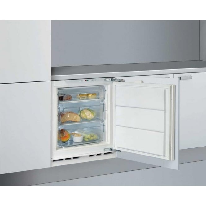 Indesit IZA1UK 81.5cm Integrated Undercounter Freezer