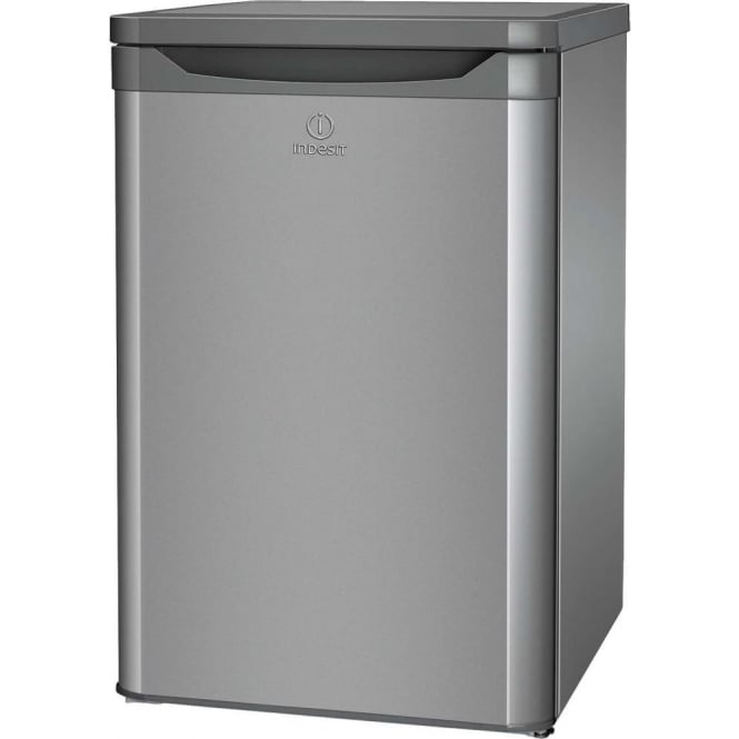 Indesit TFAA10S Under Counter Fridge A+, Silver