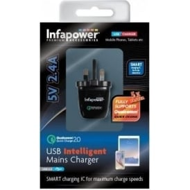 Infapower Quick Charge 2.0