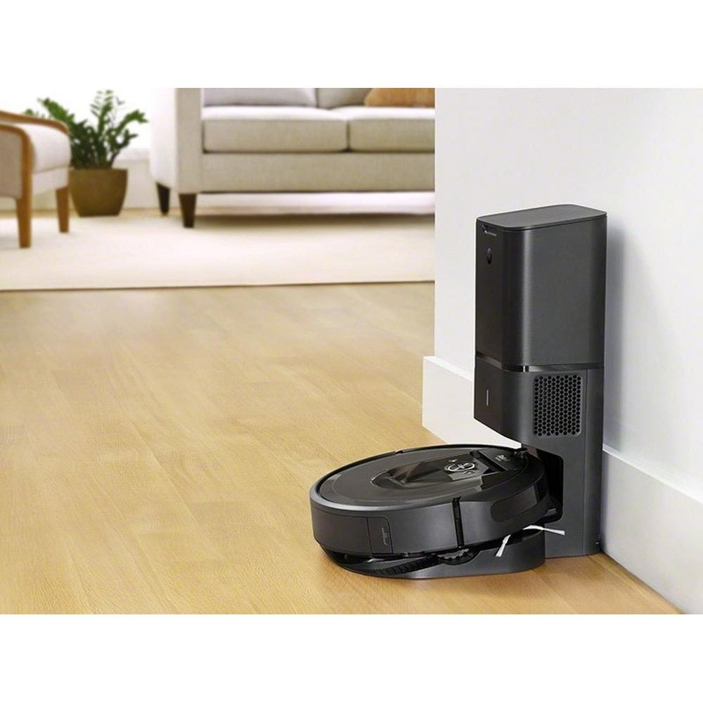 Roomba® i7+ Wi-Fi® Connected Robot Vacuum with Automatic Dirt Disposal