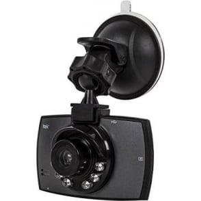 I67001 Slimline HD Car Camera with Motion Detection, Black