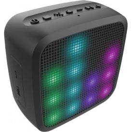 Trance Mini LED Bluetooth Wireless Speaker