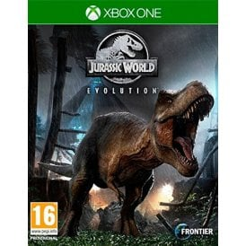 Jurassic World Evolution Xbox One