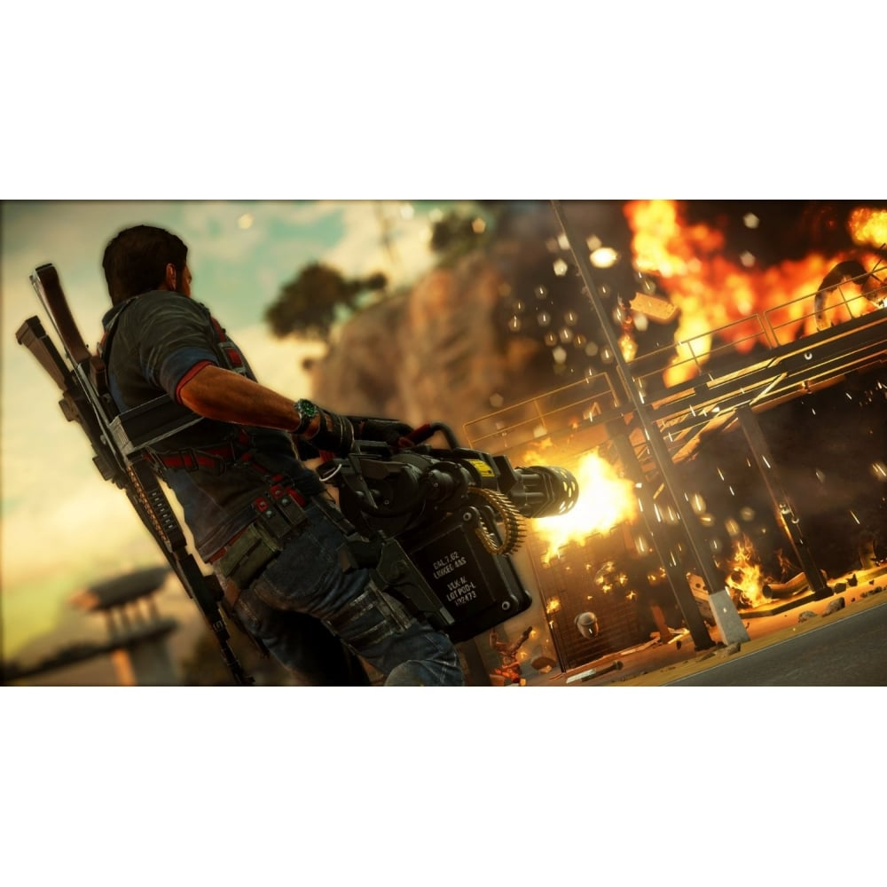 square enix just cause 3 ps4 square enix from. Black Bedroom Furniture Sets. Home Design Ideas