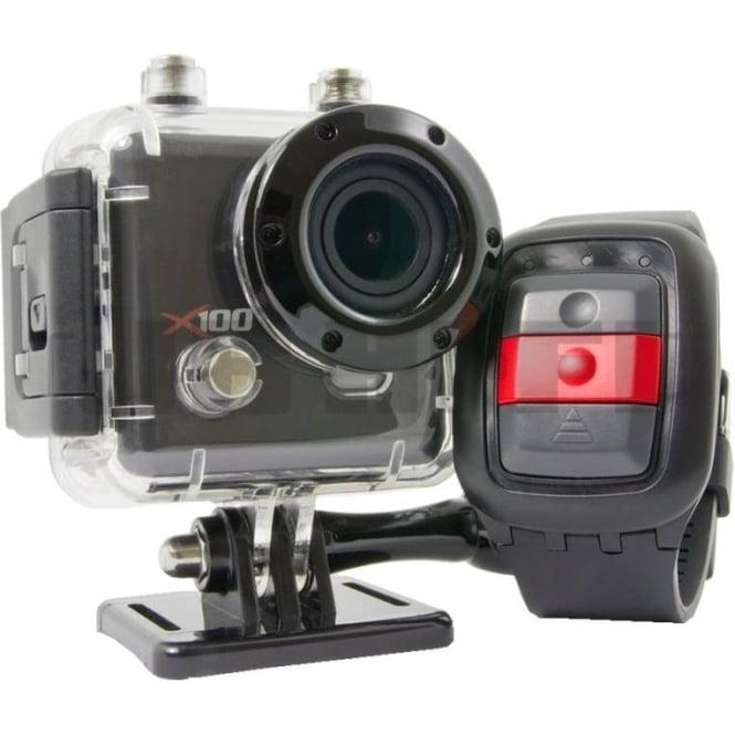 KAISER Baas X100 Full HD Sports Video Camera