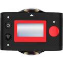 KAISER X360 Degrees Dual Lens Virtual Reality Action Camera