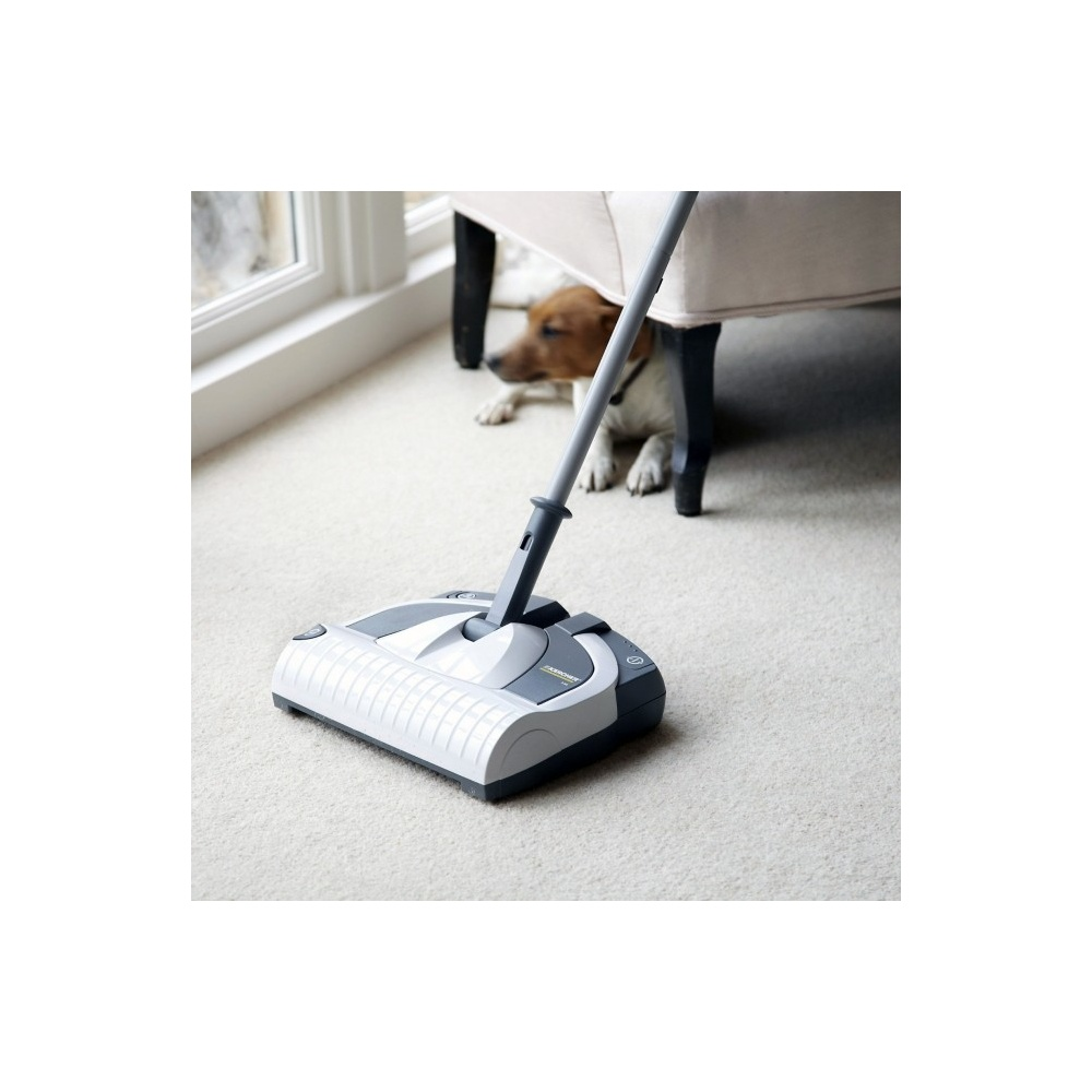 Charming Karcher K65 Plus Cordless Electric Floor Sweeper