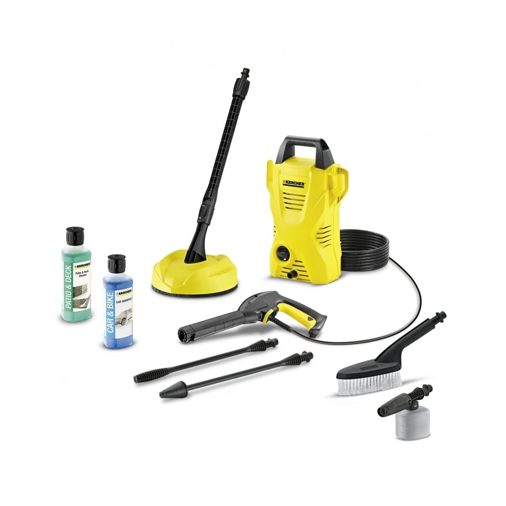 Karcher Pressure Washer K2 Compact Car Amp Home Karcher From Powerhouse Je Uk